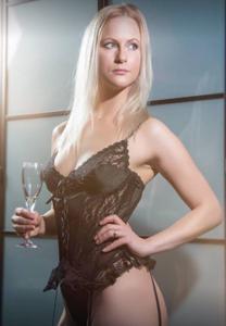 Хорошенькая блондинка Мария - фото #20