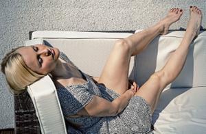 Хорошенькая блондинка Мария - фото #25