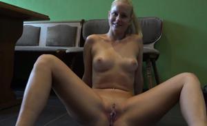 Хорошенькая блондинка Мария - фото #26