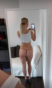Хорошенькая блондинка Мария - фото #30