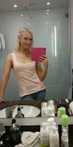 Хорошенькая блондинка Мария - фото #33