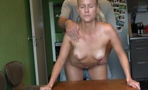 Хорошенькая блондинка Мария - фото #43