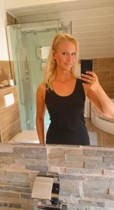 Хорошенькая блондинка Мария - фото #46