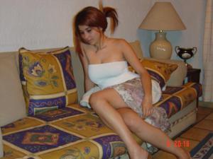 Латинская подружка с классными сиськами любит сосать - фото #27