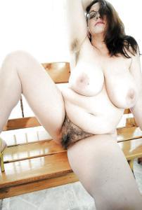 Волосатые пезды толстушек - фото #11