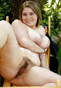 Волосатые пезды толстушек - фото #15