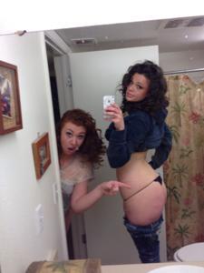 Две соседки - фото #46