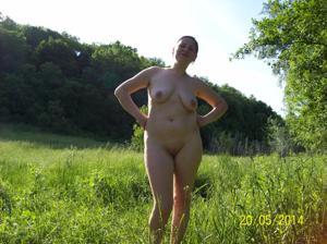 Раскрепощенная зрелая россиянка - фото #45