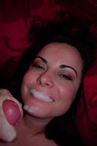 Мало кто так любит сперму как она
