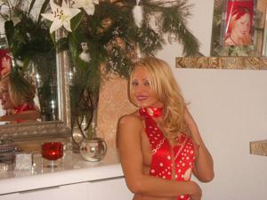 Сексуальность милфы блондинки - фото #4