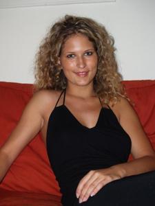 Кудряшка Нина с веселыми сосками - фото #3