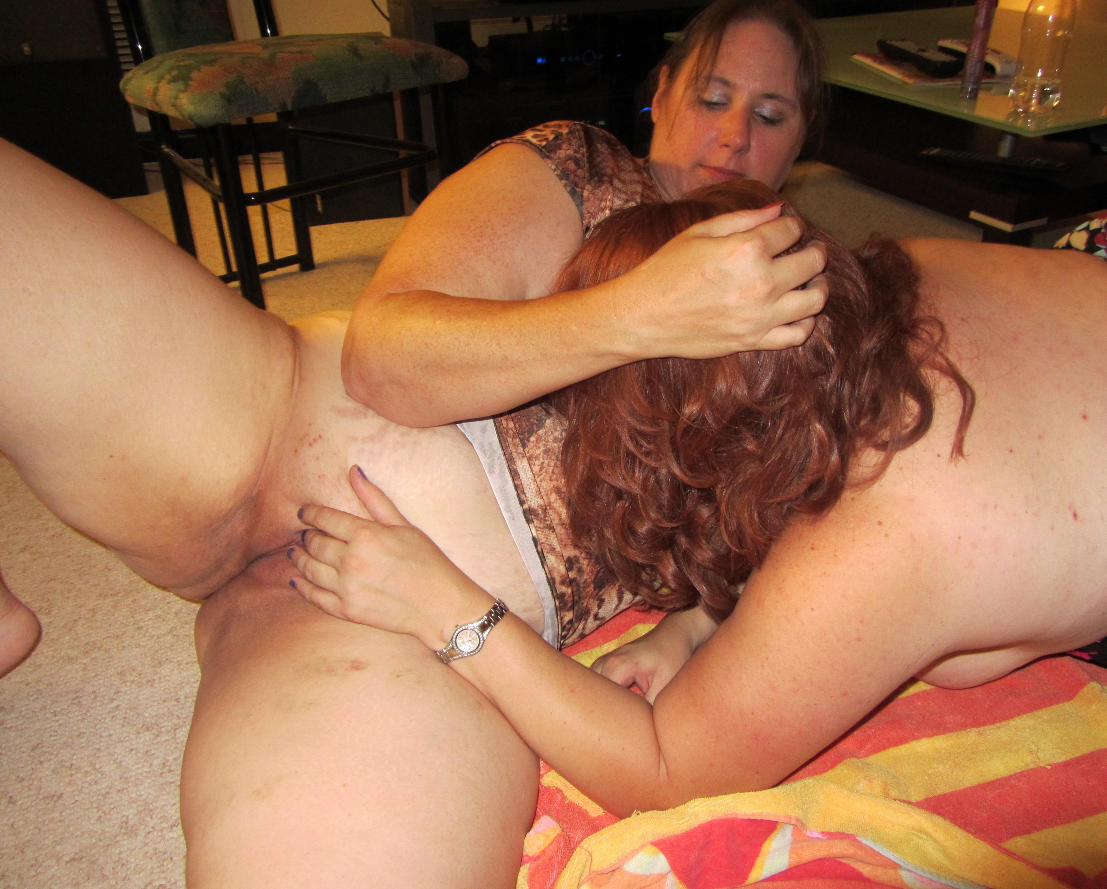 Amateur Lesbian Bbw