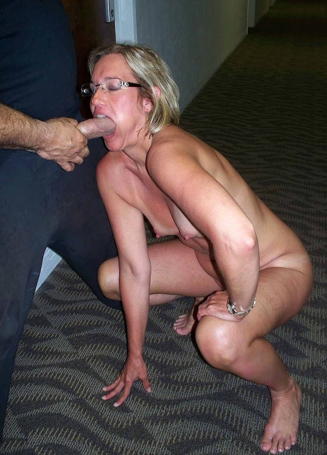 Amateur Prostitute Being Naughty