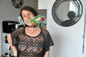 Развратная старушка Карин - фото #4