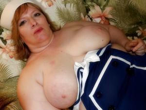 Толстячка морячка - фото #3
