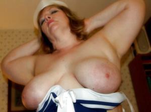 Толстячка морячка - фото #8