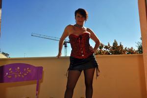 Зрелой Карине присунул негр - фото #3