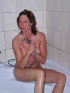 Интимные фото забавной женщины - фото #3