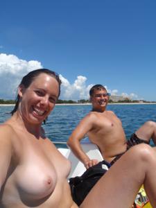 Интимные фото забавной женщины - фото #30