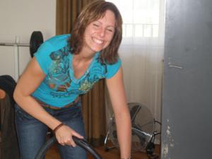 Интимные фото забавной женщины - фото #8
