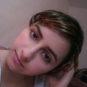 Молодая арабка светанула сиськи - фото #10