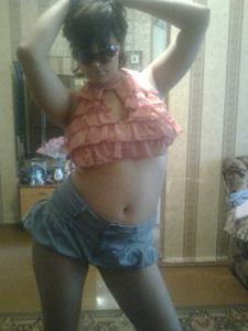 Русская милфа сильно хочет секса - фото #9