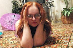 Морщинистая попка рыжей милфы - фото #40