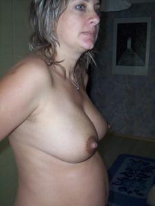 Подборка беременных ню - фото #47