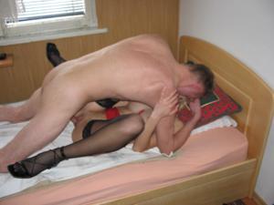 Секс с тощей немкой - фото #15