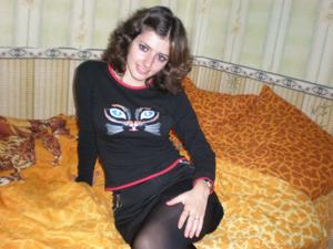 Сиськи еврейки Маринки - фото #18