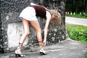 Бельгийская шлюшка - фото #36