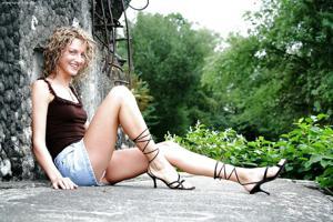 Бельгийская шлюшка - фото #40
