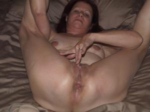 Трахнутая пожилая вагина - фото #2