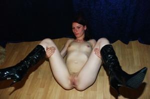 Пьяная голая немка - фото #57