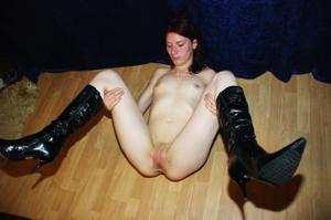 Пьяная голая немка - фото #59