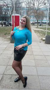 Шикарный бюст украиночки - фото #10