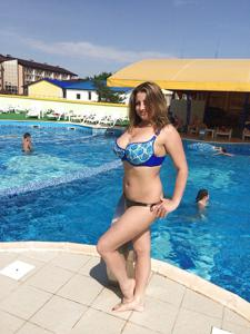 Шикарный бюст украиночки - фото #2
