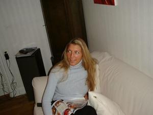 Шведская спермоедка Лиза - фото #47