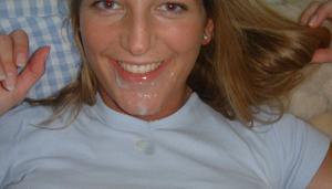 Шведская спермоедка Лиза - фото #51