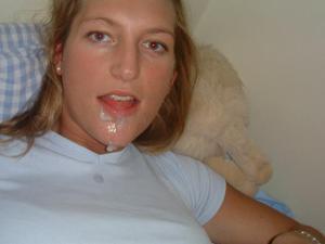 Шведская спермоедка Лиза - фото #56