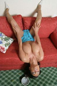 Баба с огромными дойками - фото #18