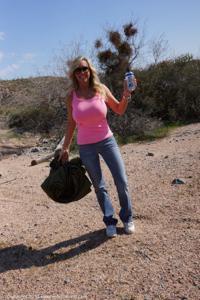 Зрелая сосалочка Кэти - фото #44