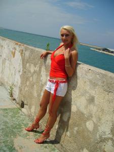 Красивая блондинка Света - фото #11