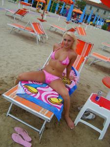 Красивая блондинка Света - фото #3