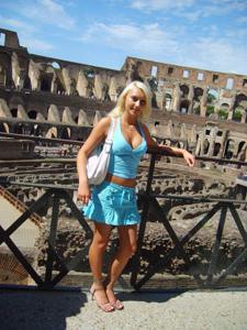 Красивая блондинка Света - фото #5