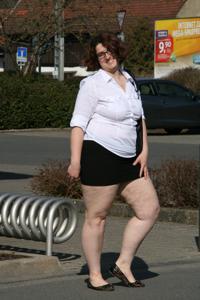Толстенькая немка извращенка - фото #3