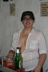 Толстенькая немка извращенка - фото #6