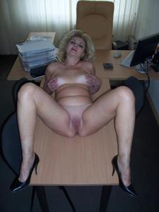 Сексуальные и голые старушки - фото #1