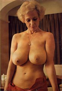 Сексуальные и голые старушки - фото #12