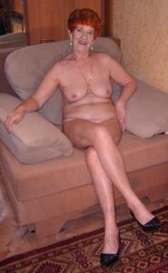 Сексуальные и голые старушки - фото #16